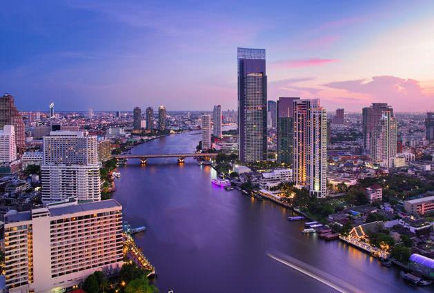 В Бангкоке построят высочайший небоскреб Юго-Восточной Азии