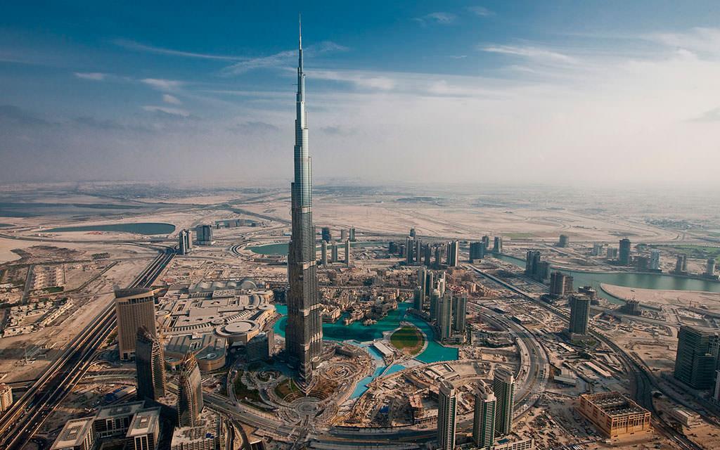 В Дубае открылась самая высокая смотровая площадка в мире
