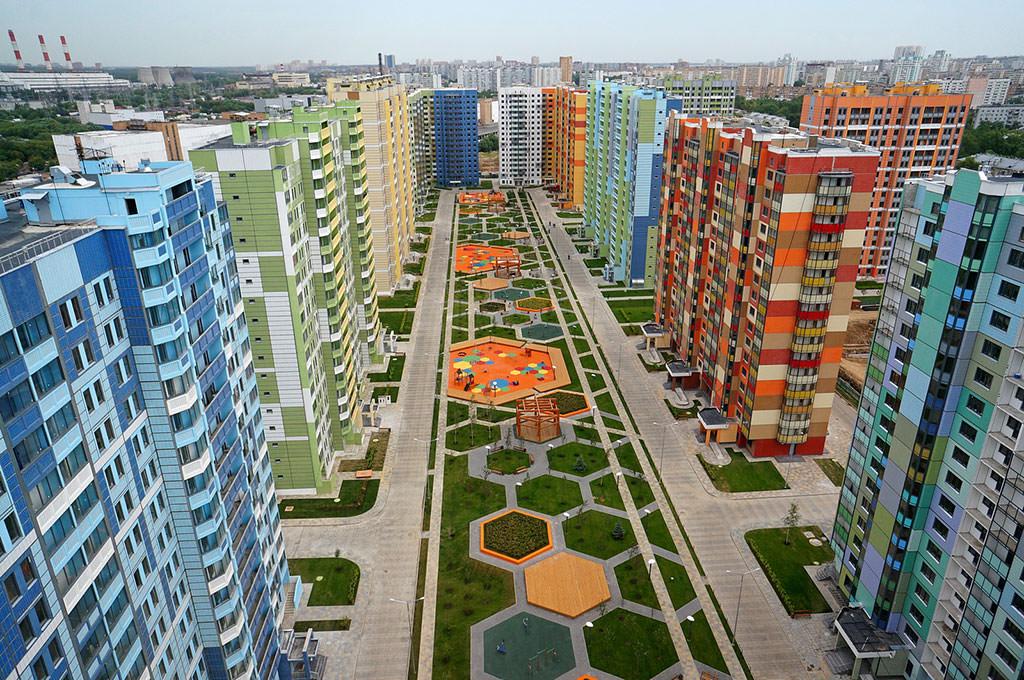 В 2016 году в Москве начнут строить дома новых серий