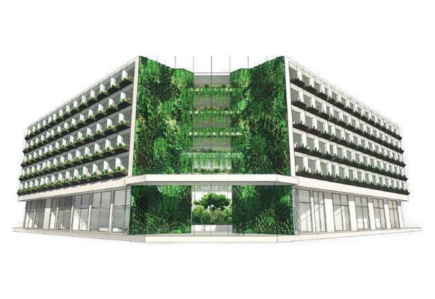 Сеть экоотелей Green Air Hotels откроется в Китае