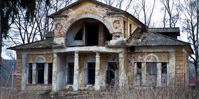Для арендаторов старинных усадеб и особняков вводятся льготы