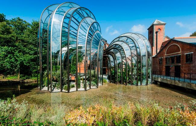 В Гемпшире открылся новый завод Bombay Sapphire