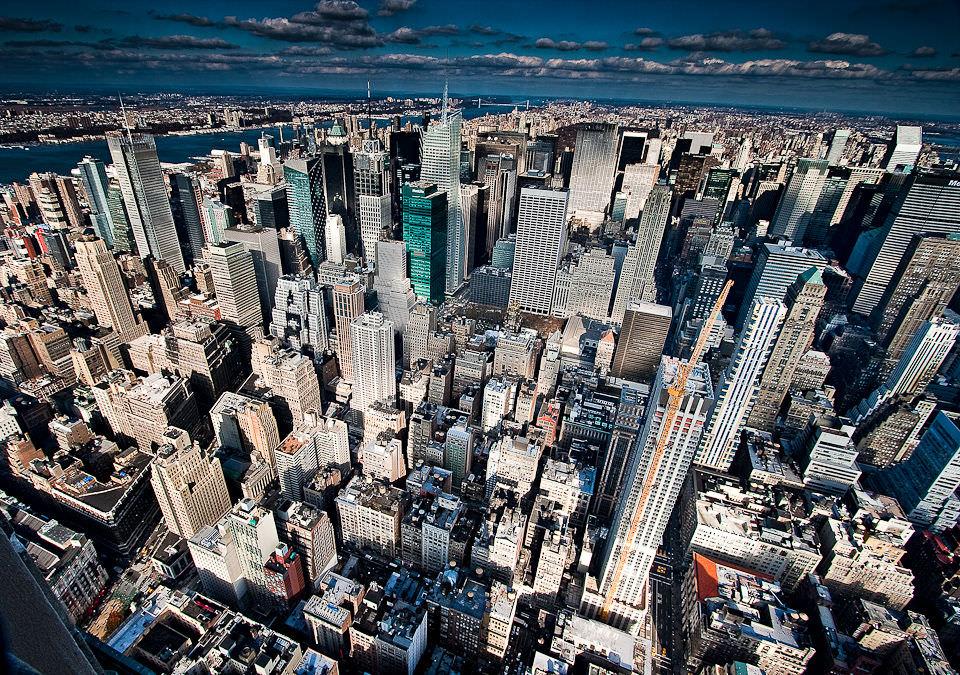 В недвижимость Нью-Йорка инвестируют больше всего в мире