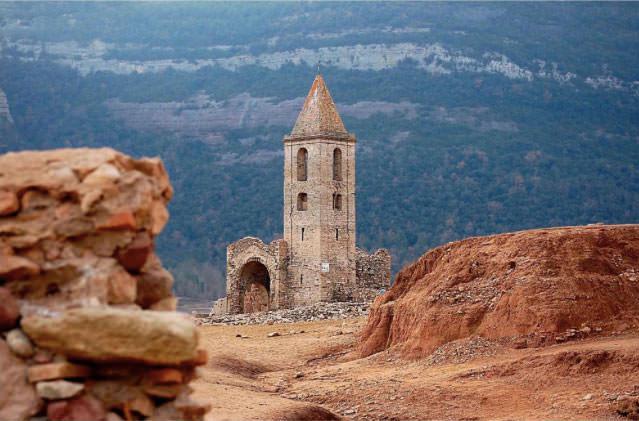 Деревня Сан-Рома-де-Сау