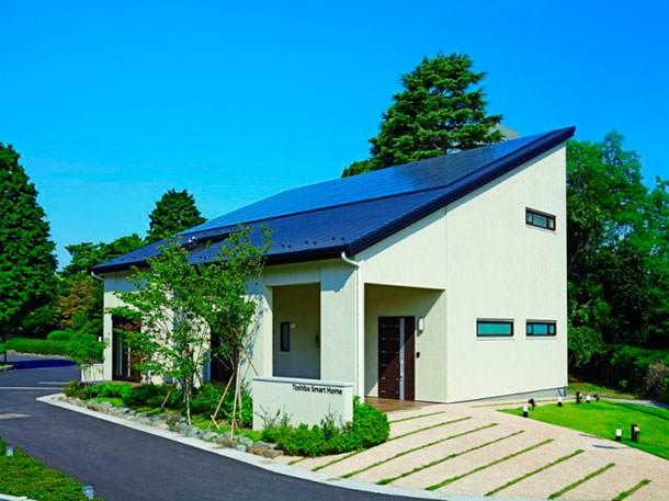 Представлен «умный дом» Toshiba