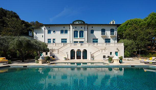 Продаётся поместье Villa Sorriso Робина Уильямса