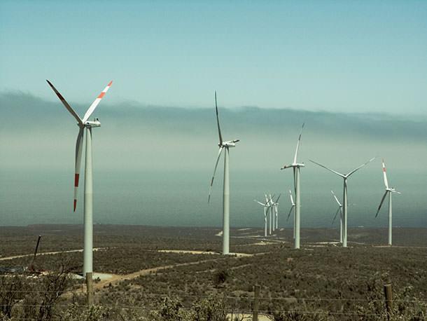 В Чили запустили ветроэлектростанцию на 99 МВт