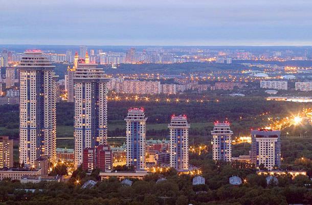 Элитные новостройки Москвы подорожают в 2015 году