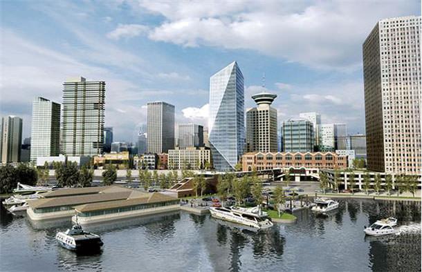 26-этажная башня для Ванкувера от Cadillac Fairview