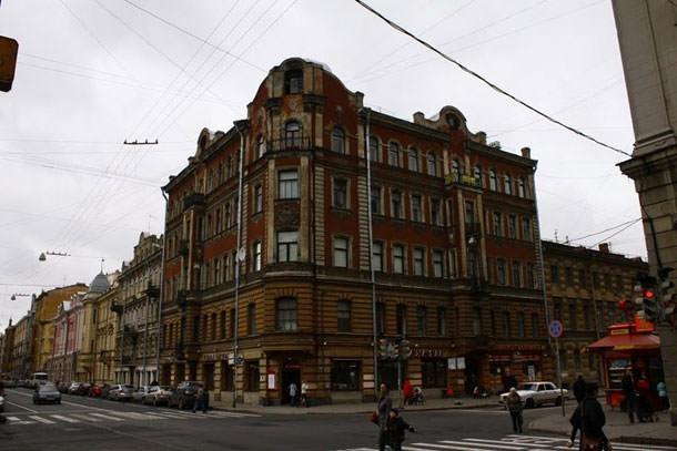 Дом Александра Демьяненко в Петербурге стал памятником культуры