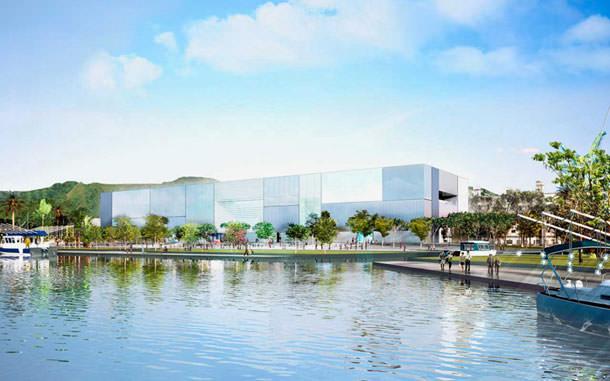 Национальный музей морских наук и технологий Тайваня от «Фостер и партнеры»