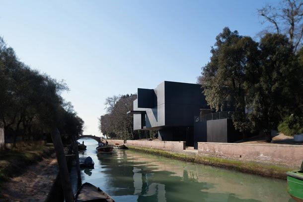 В Венеции открылся павильон Australia Council For The Arts