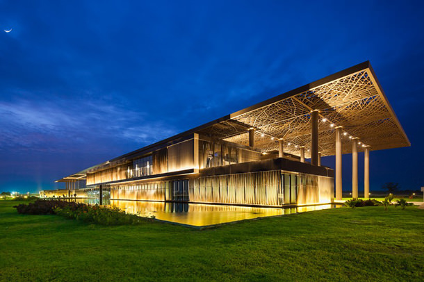 Международный конференц-центр Дакара