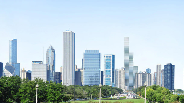 В Чикаго построят еще один небоскреб