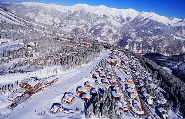 Французский горнолыжный курорт Куршавель | справка туриста