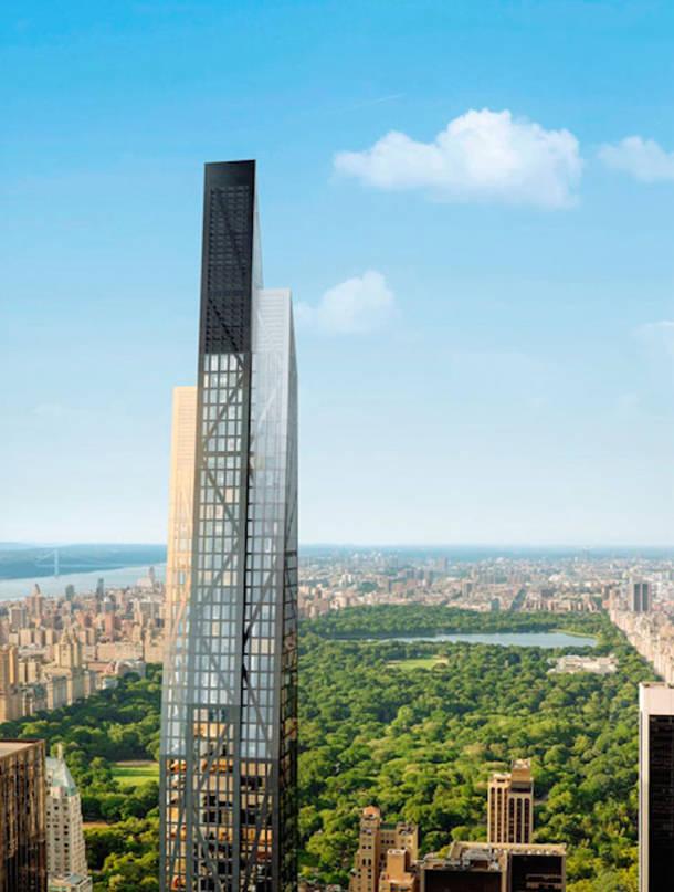 Нью-Йорк получит свою версию лондонской башни The Shard