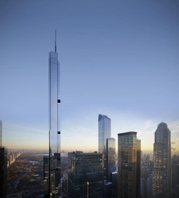 Nordstrom Tower станет самым высоким небоскребом Нью-Йорка