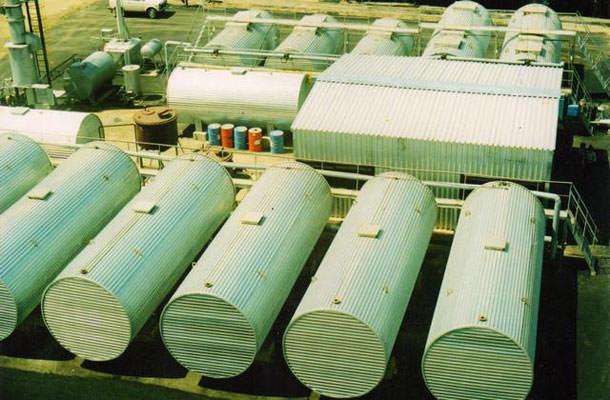 Компания «Газэнергохим» поставляет резервуары для нефтепродуктов