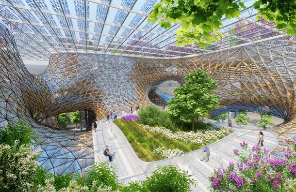 Винсент Каллебо построит эко-комплекс в китайской провинции Цзянси