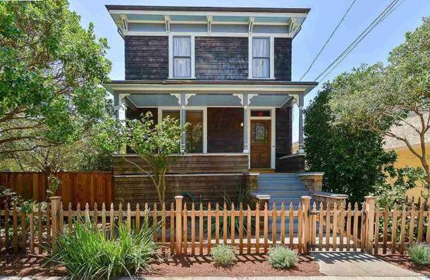 Актриса Вупи Голдберг продаёт дом в Беркли