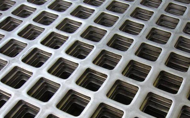 Перфорированный лист металлический. Сферы применения