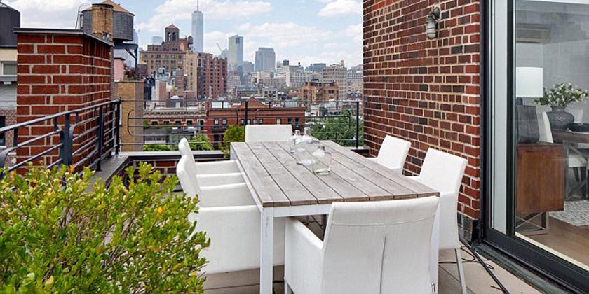 Джулия Робертс продаёт квартиру в Нью-Йорке за $4,5 млн