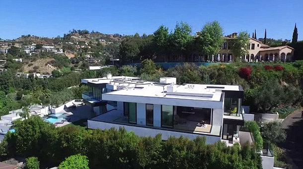В Западном Голливуде продаётся дом за $33 млн