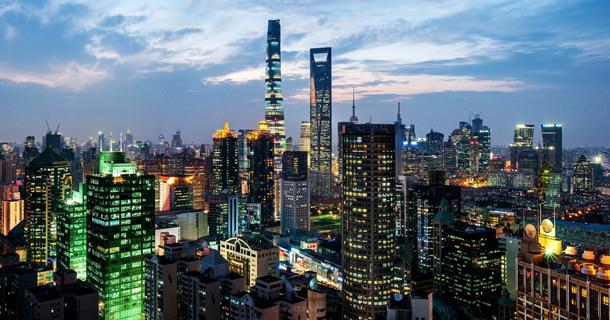 Шанхайская башня готовится к открытию