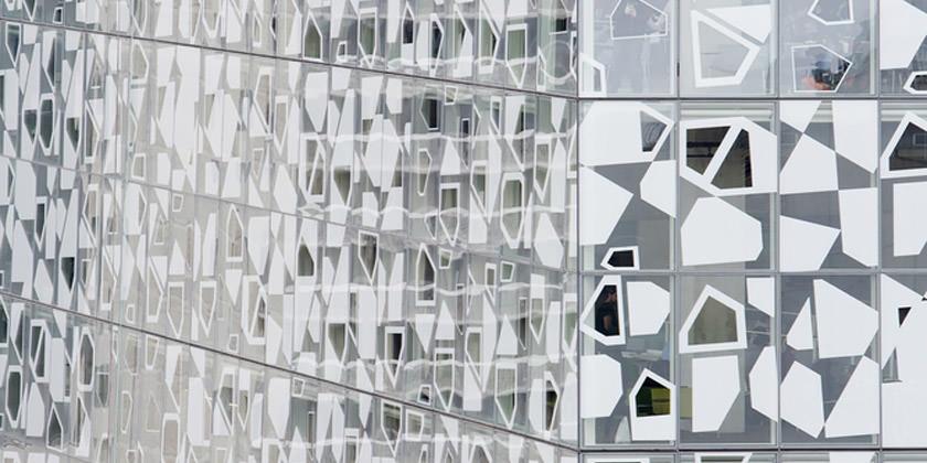 Новый учебный центр при Университете Райерсона в Торонто