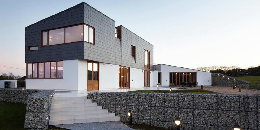 Загородный дом в Англии. Проект Alma-nac | фото