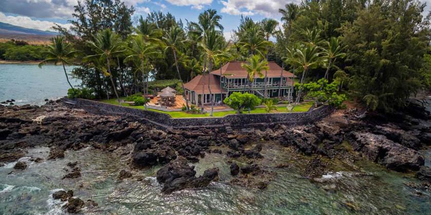 Канадский певец Нил Янг продаёт островной особняк на Гавайях за $24 млн