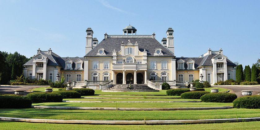 Крупнейший особняк Алабамы продаётся за $17 млн
