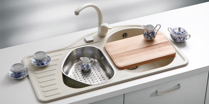 3 этапа выбора кухонной мойки