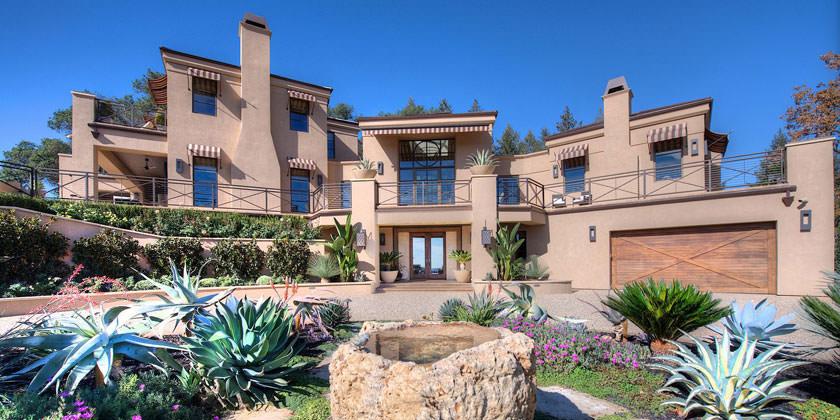 В долине Напа продаётся роскошная вилла за $28 млн