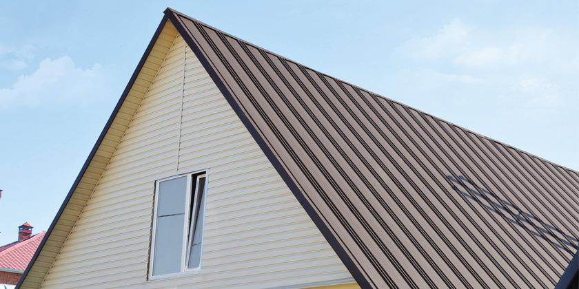 Монтаж гидроизоляции под профнастил на крышу