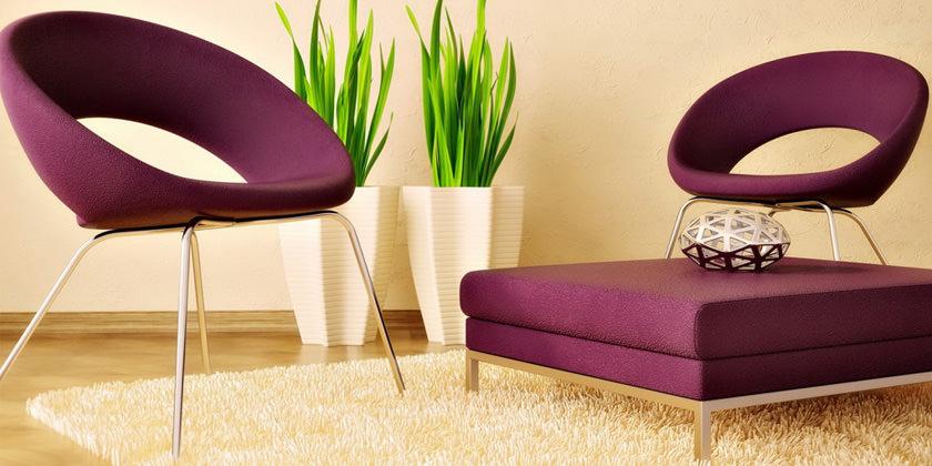 Преимущества стульев с металлическим каркасом
