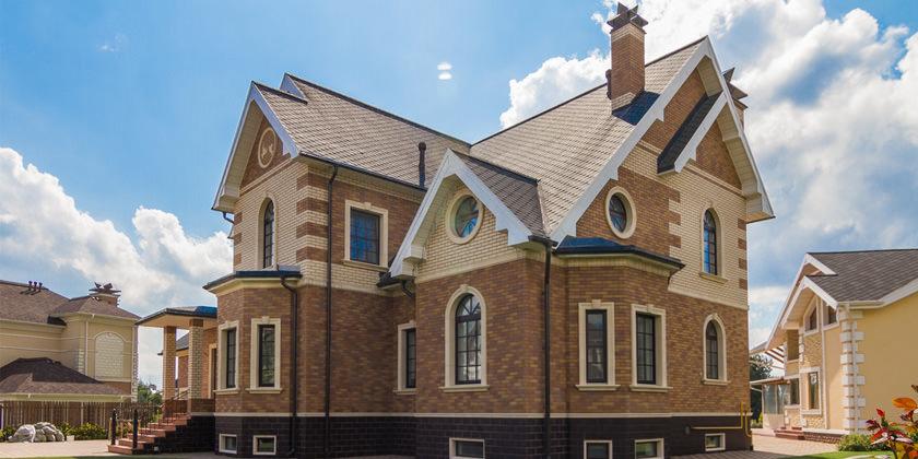 Архитектурный фасадный декор под камень от «ChelseaDecor»