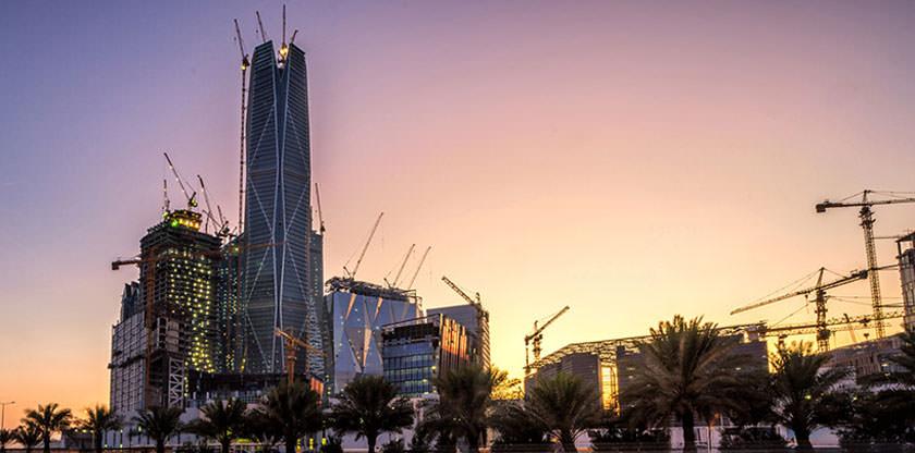 В Саудовской Аравии завершается строительство небоскреба CMA Tower