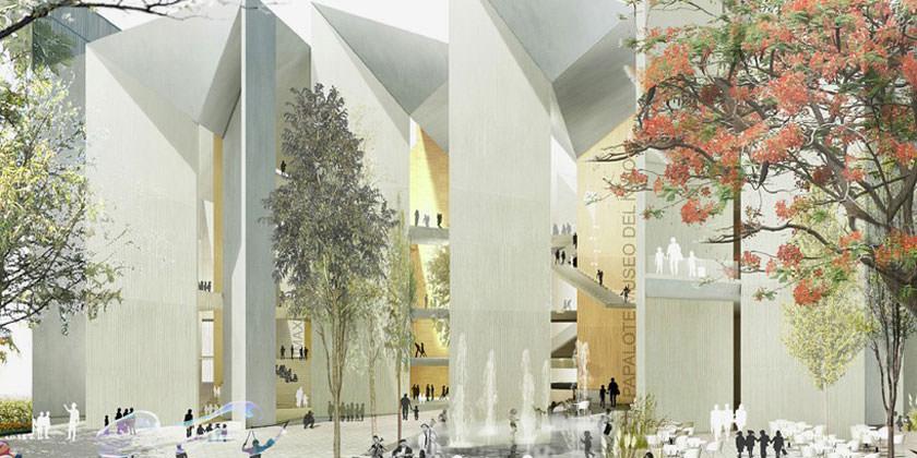 Студии MX_SI и SPRB построят в Мехико новый Детский музей «Папалоте»