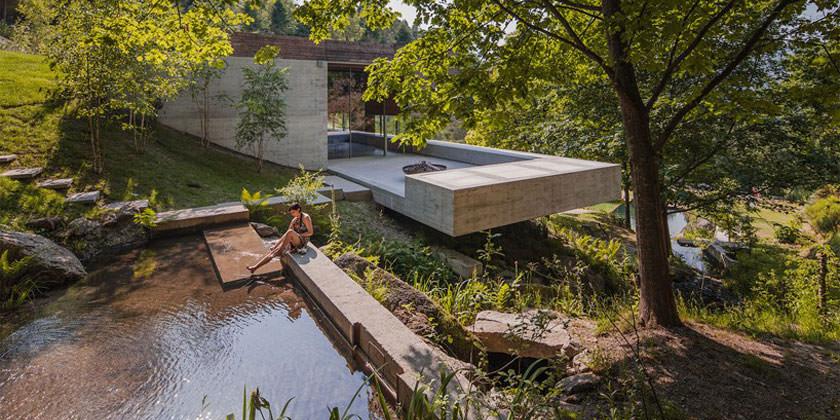 Загородный особняк в Португалии от студии Carvalho Araújo