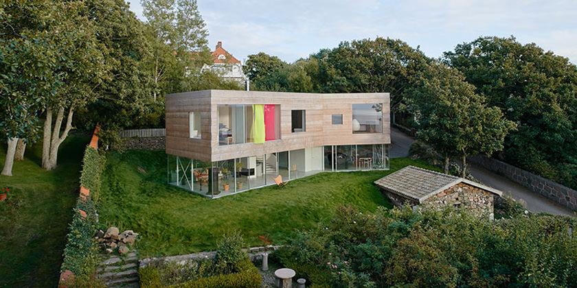 Загородный дом Molle от Elding Oscarson