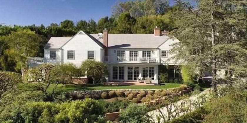 Миранда Керр и Эван Спиегел купили дом в Лос-Анджелесе