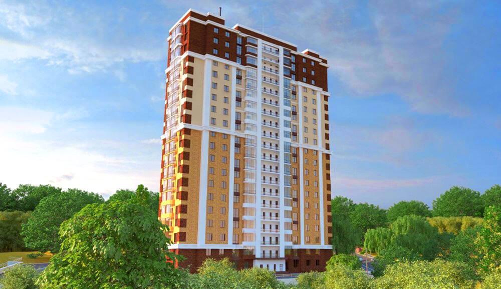 Купить однокомнатную квартиру в Воронеже в новостройке