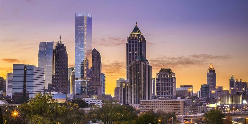 Perkins+Will построит второй по высоте небоскреб Атланты