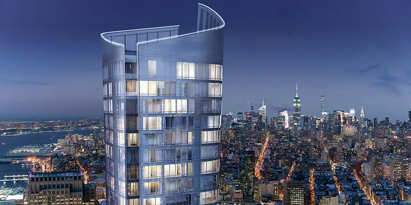 В Нью-Йорке построят жилой небоскреб от Kohn Pedersen Fox