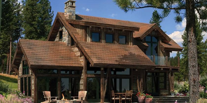 Проекты домов из бруса в Красноярске от ООО «Крас-Дом»