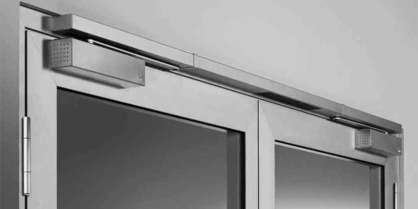 Чем хороши доводчики для двери Notedo