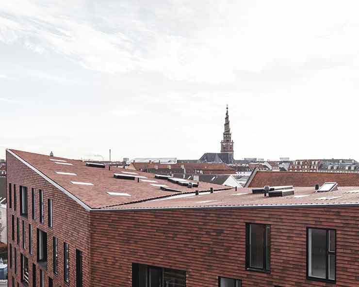 Архаичная крыша