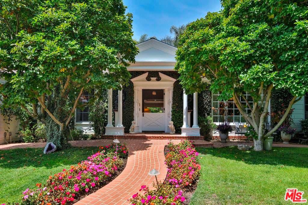 Дом Голди Хоун и Курта Рассела в Лос-Анджелесе