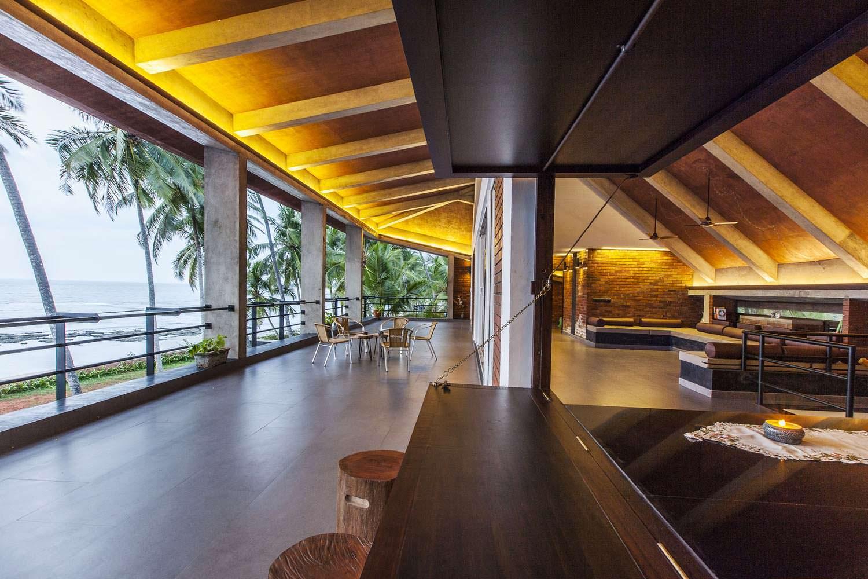 Дизайн кухни с баром